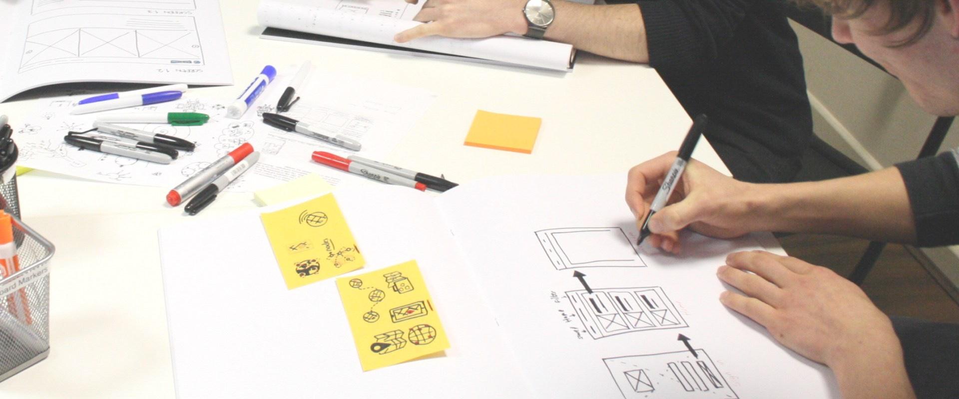Paper-Prototyping-Sketching