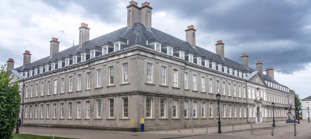 A picture of the Royal Hospital Kilmainham