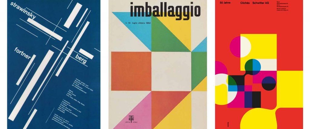 Three book covers from Strawinsky, Imballaggio and Suhdudeblog
